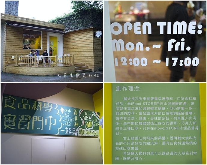 1 輔大霜淇淋 & 文園餐廳大菠蘿