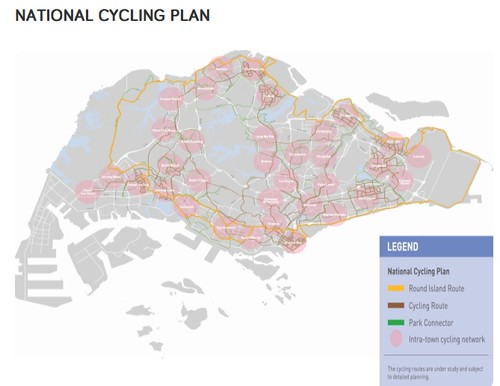 Draft Master Plan 2013 - Cycling for All
