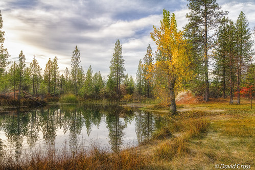 california morning autumn lake fall northerncalifornia clouds reflections landscape earlymorning nevadacity nevadacounty reflectingpond sierranevadarange sierranevadafoothills canon7d canon1585mmusmis lightroom5 lostminelake topazsw