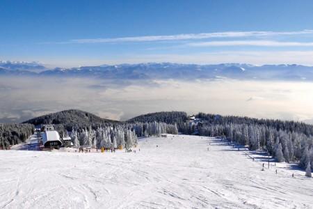 Martinky - tradičně dobrá lyžovačka ve Winter Parku