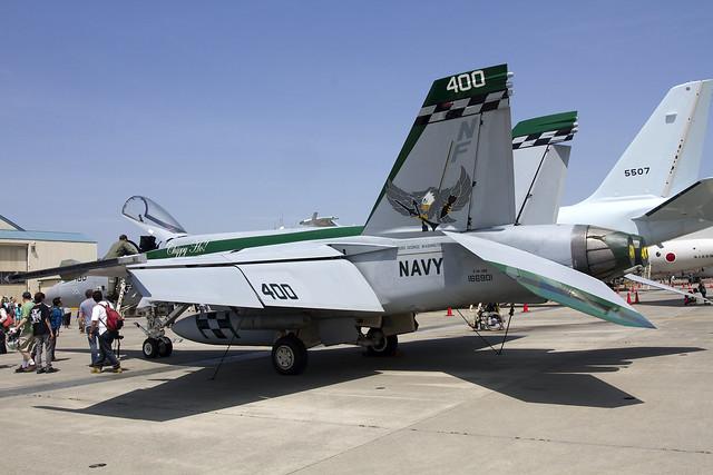 U.S.NAVY F/A-18E Dambusters