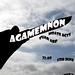 agamemnon poster version 2 by jaymeemarieslattery