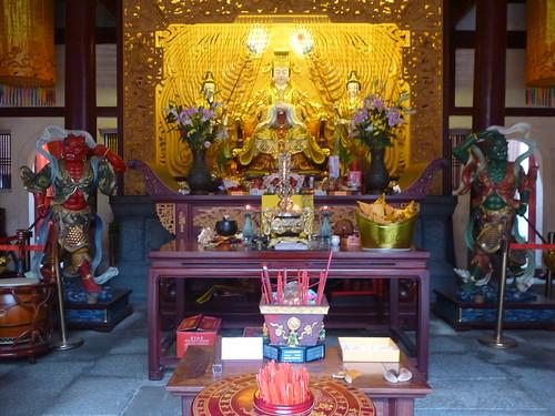 Fujian-Fuzhou-Rue pietonne (30)