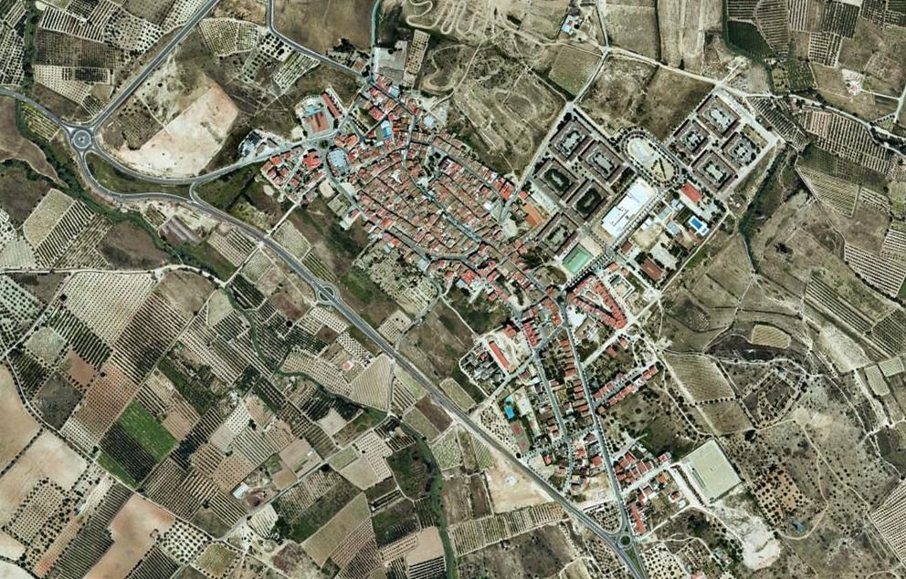 constantí, tarragona, romerí, antes, urbanismo, planeamiento, urbano, desastre, urbanístico, construcción