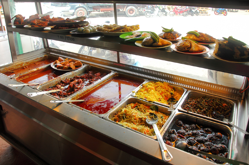 Nasi Kandar Sadam Curries