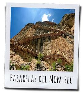 Pasarelas del Montsec, een spectaculaire wandelroute in Noord-Spanje