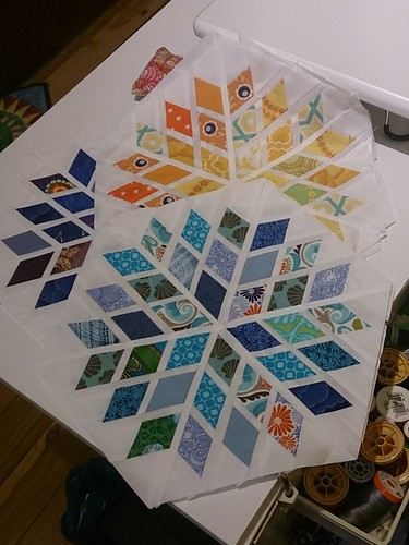 Quilting late Jan