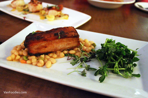 Stake's Signature Smoked Crispy Pork Belly