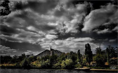 nature clouds river landscape ukraine shore artphotography dnieper
