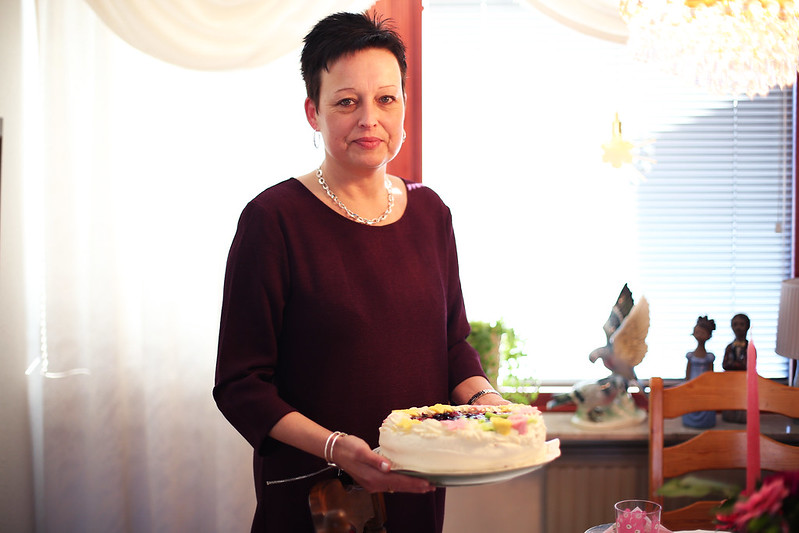 mammas födelsedag!