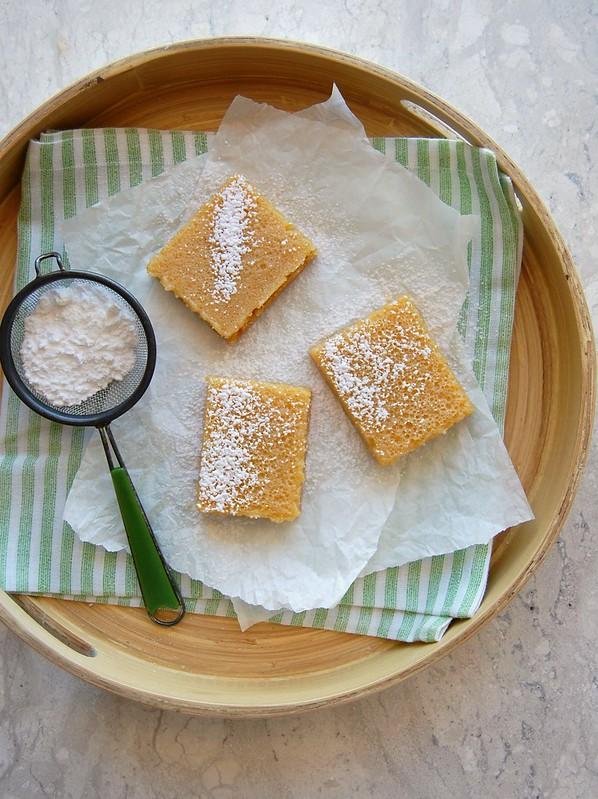 Lime lavender bars / Barrinhas de limão taiti e lavanda