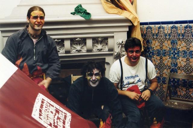 Correfoc festa major 1999