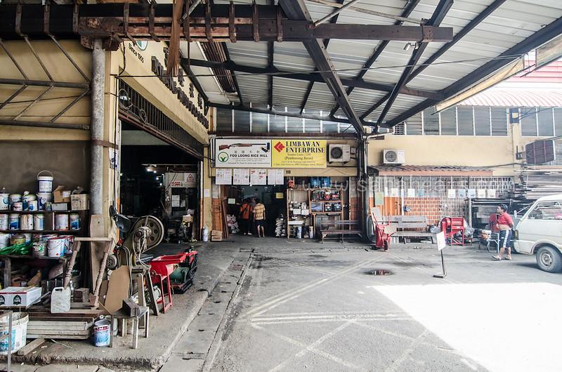 Keningau Foo Loong Rice Mill