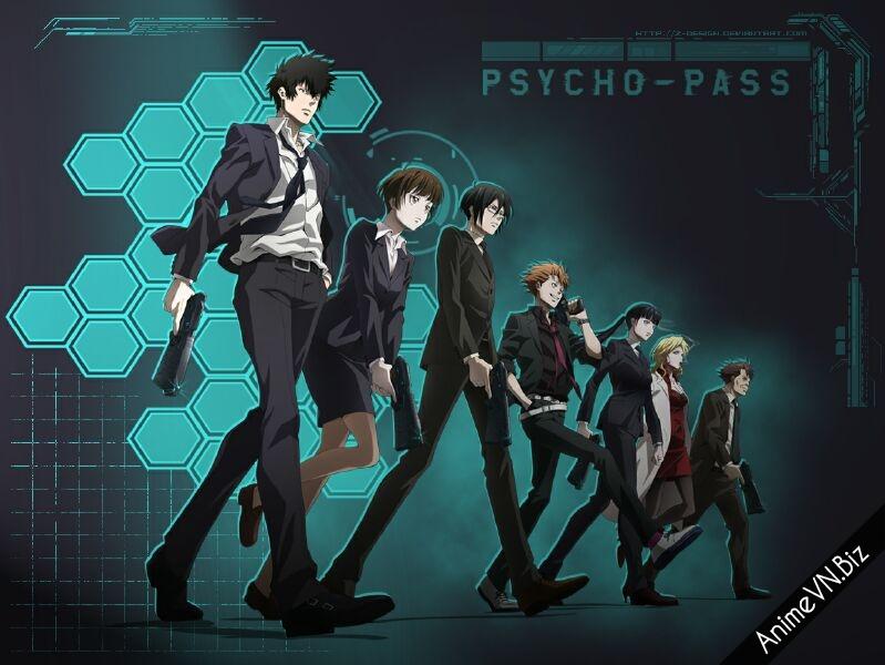 Psycho Pass BD