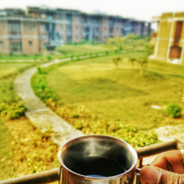 Now #operating from #VAGD  #early #morning #black #coffee with the #view from my #new #room  #pilotlife @blackcoffeeonly #view #instapic #goodmorning