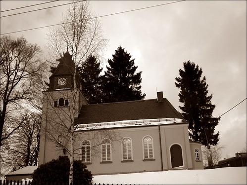 Kirche Rützengrün