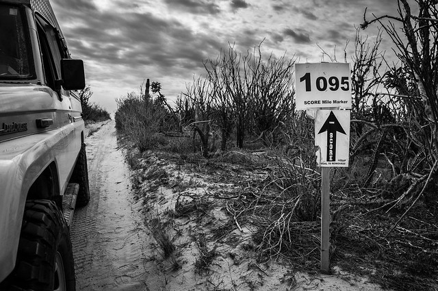Driving the Baja 1000 - Backwards
