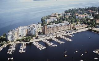 Tampereen Puuvillatehtaan vanha kehräämö_kuvaaja ei tiedossa