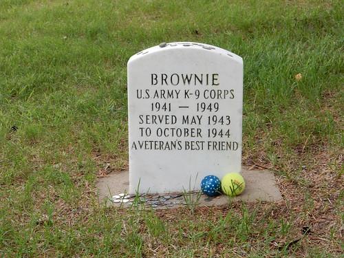 06-03-2016 Ride Brownie Wisconsin Veterans Memorial Cemetery