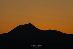 Puy de Dôme en ombre chinoise