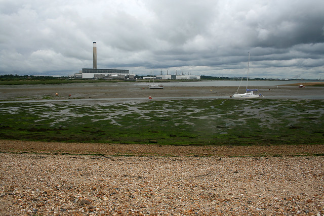 Fawley from Calshot