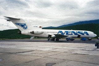 Avensa Boeing 727-294/Adv YV-74C