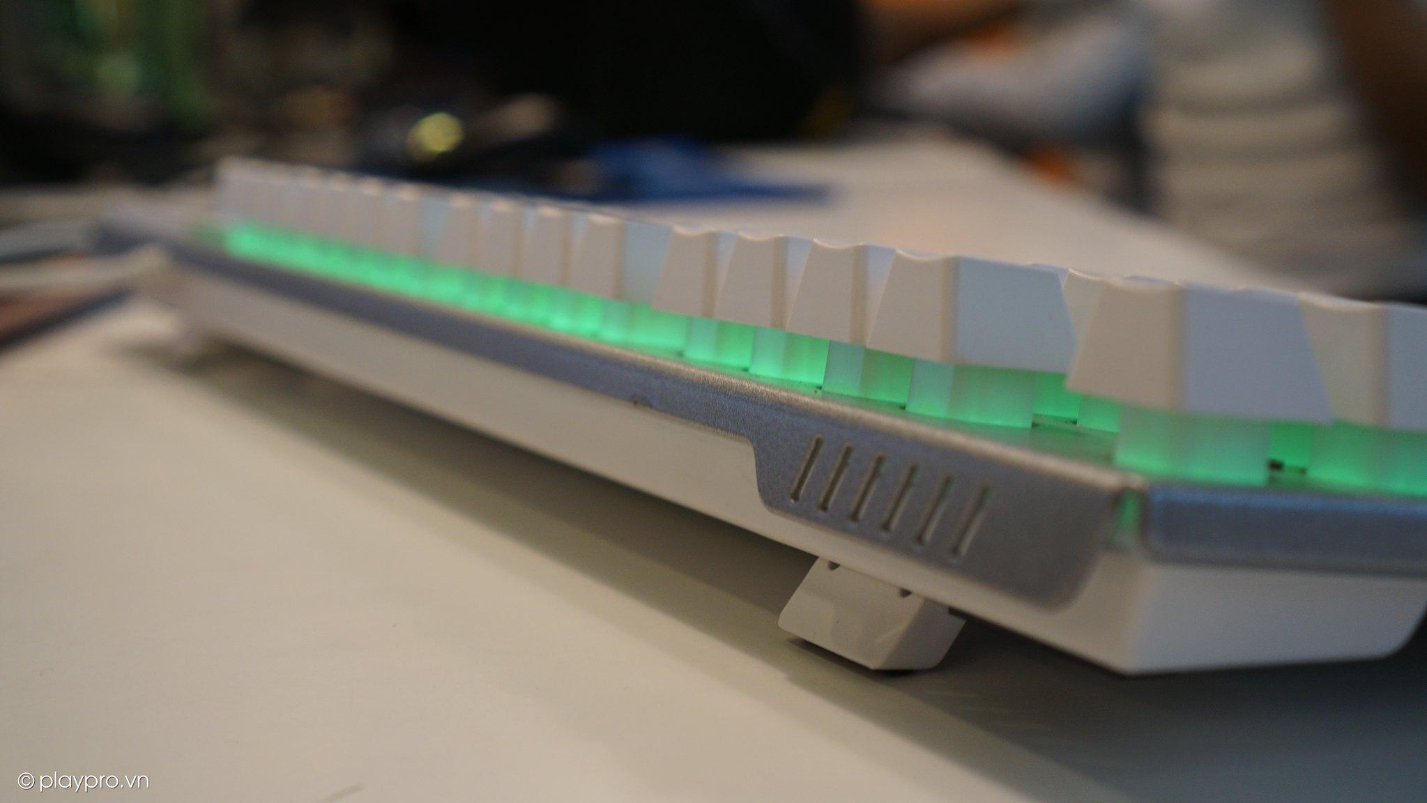 Đánh giá nhanh I-Rocks K62E: Chiếc phím bền, đẹp mà giá lại phải chăng