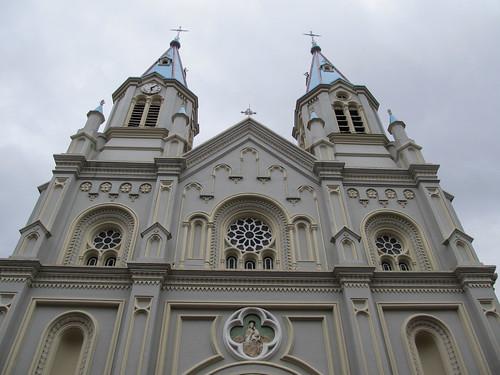 Cuenca: la Iglesia San Alfonso