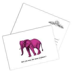 Pink Elephant - A53