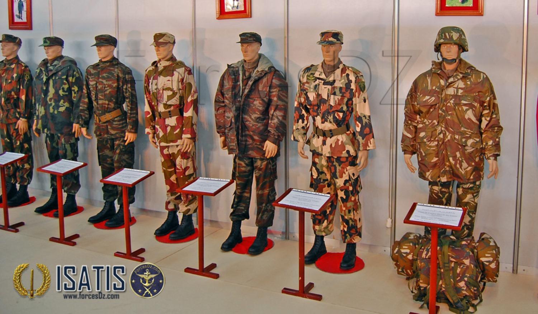 البذلات الجيش الوطني الشعبي الجزائري [ ANP / GN / DGSN / Douanes ]  27705459776_a99bea59af_o