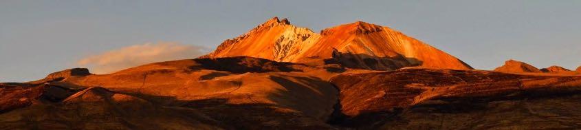 Komfort-Trekking Bolivien.