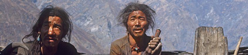 Nepal, Trekking im Dolpo, Innerer Himalaja, zur  Shey Gompa am Kristallberg. Foto: Archiv Härter.