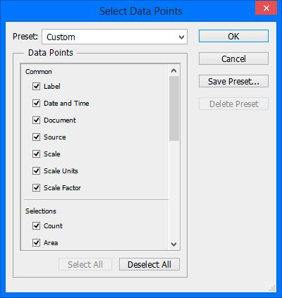 measurement-log-select
