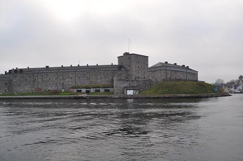 2011.11.12.311 - Stockholms skärgård - VAXHOLM - Strömma Kanalbolaget (Lilla Skärgårdsturen) - Vaxholms fästning