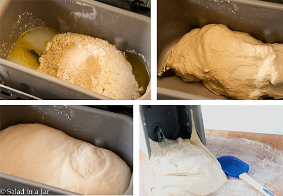 How To Knead Dough in a Bread Machine