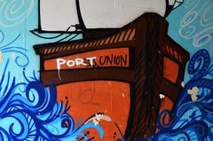 Port Union Mural
