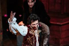 Roméo et Juliette #21 sujet rapide théâtre photographier en basse lumière