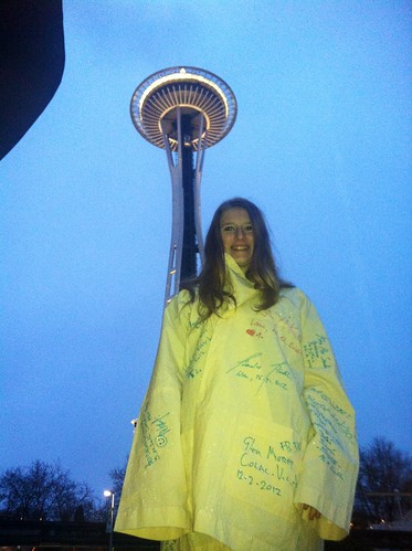 Julia Stout, Seattle, USA