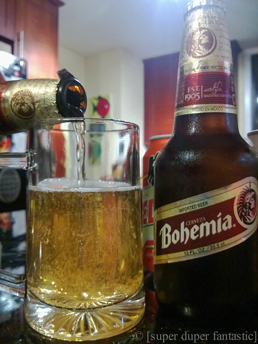 Mexican Beers - Bohemia