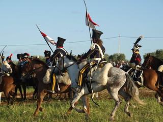 Una fiesta muy especial, donde se recogen el legado histórico y la sinrazón de la guerra.