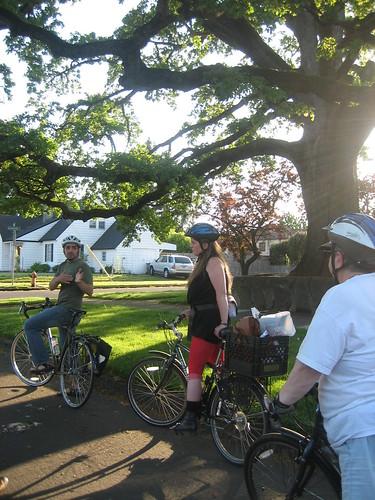 Ride Leader Training - New Columbia