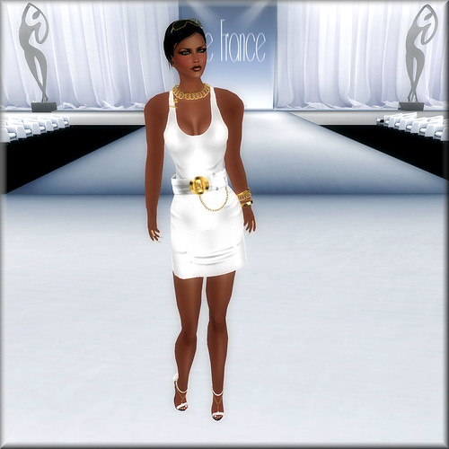 Tenue Défilé ELITE Caprycia Casual by ♥Caprycia♥