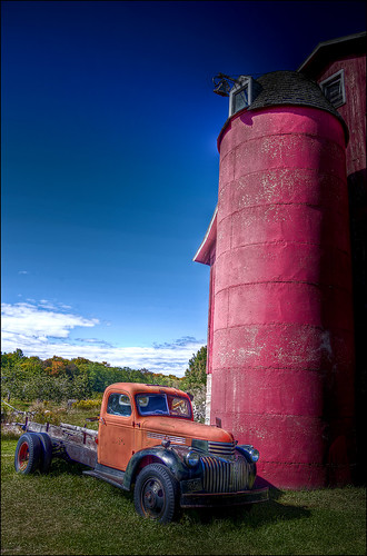 1946 Chevrolet 1.5 Ton Flatbed Truck - Door County, Wisconsin