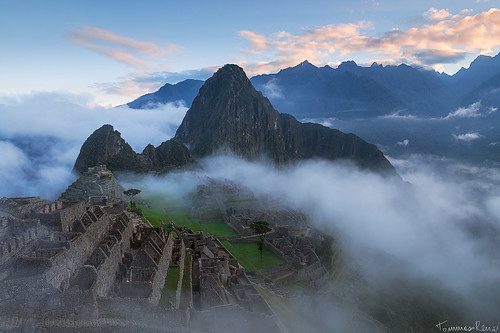 machu picchu fog inca cuzco clouds forest sunrise ruins tommaso perù machupicchu nebular tommasorenzi incaruinssunrise