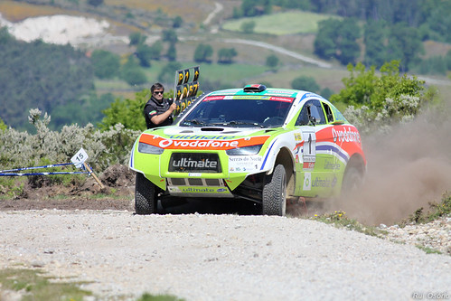 Miguel Barbosa / Miguel Ramalho - Mitsubishi Racing Lancer - Rali TT Serras do Norte 2013