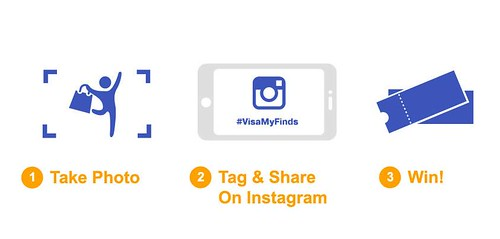 #VisaMyFinds, Asia Style Collection, Visa contest, Visa instagram contest, Asia Style Collection contest, Visa, Online shopping