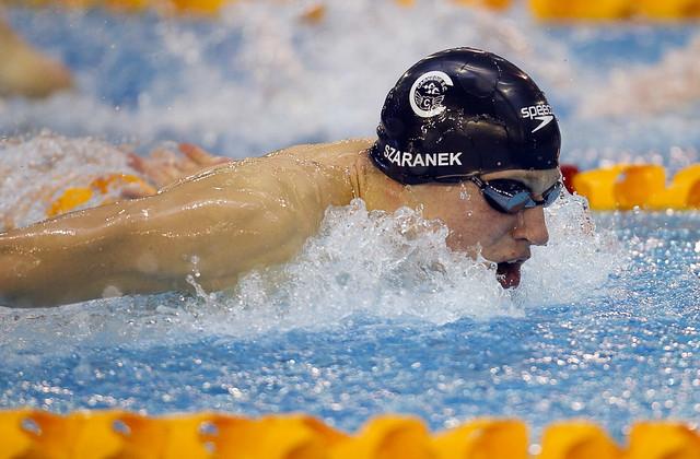 Scottish Gas National Open Swimming Championship 2013