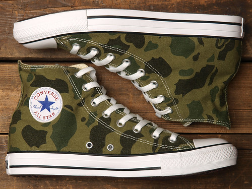 Converse / All Star CT OX Olive Branch