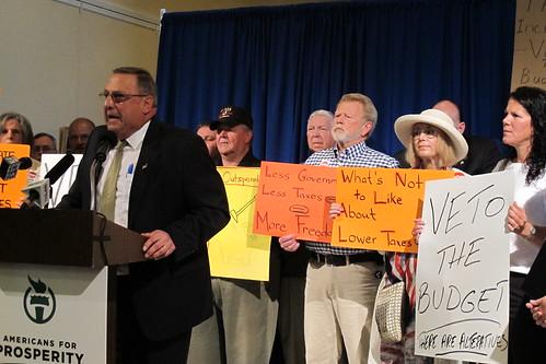 Tax rally 1