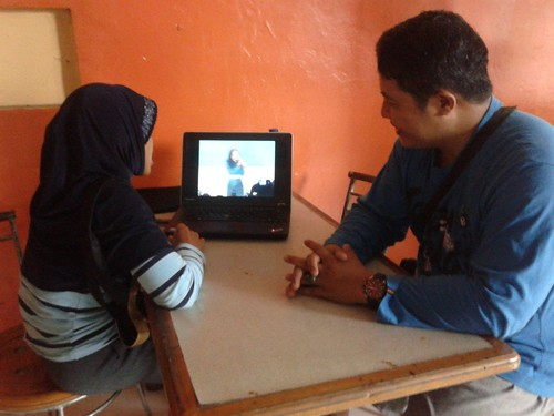 online 2 Di depan Robotics DSC Seturan Yogyakarta